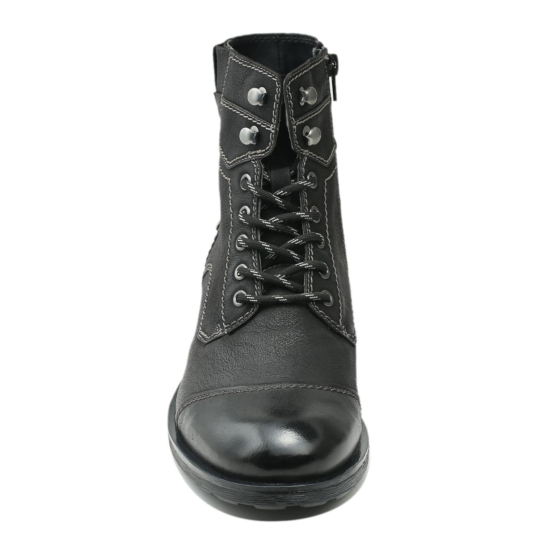 Brandon Boot // Black (Euro: 39) - Cape Town South - Touch