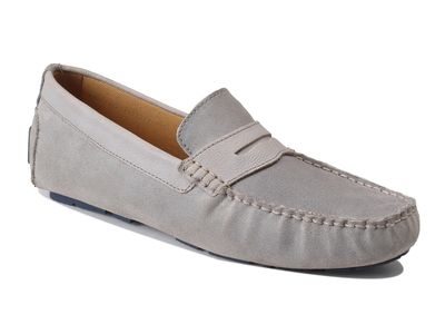 Photo of Cape Town South Boots + Loafers Mathéo Loafer // Gray (Euro: 39) by Touch Of Modern
