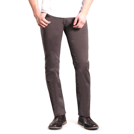 Parker Mens Slim Straight // Brown (28WX32L)
