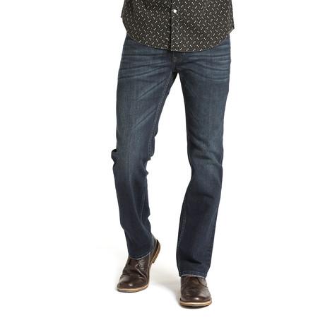 Parker Mens Slim Straight // Classic Blue (28WX32L)