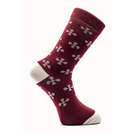 Winter Wunderland Holiday Socks // Set of 3 Pairs (Size 8-12)