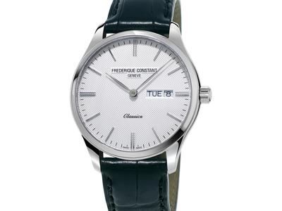 Frederique Constant Excellent Swiss Watches Frederique Constant Classics Quartz // FC-225ST5B6 by Touch Of Modern - Denver Outlet