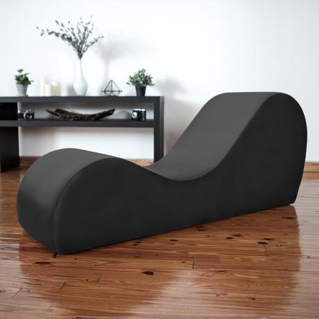 Yoga Chaise // Black