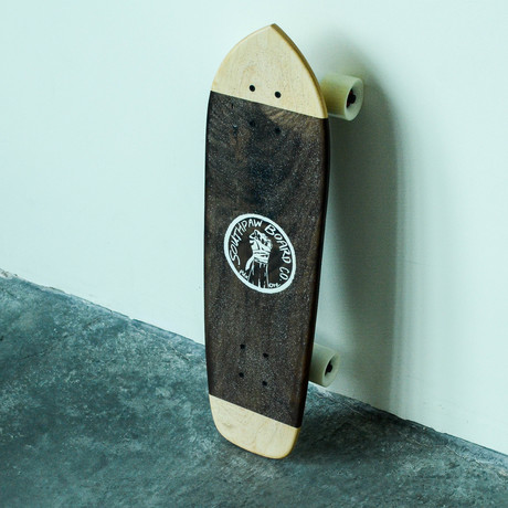 Vintage Cruiser // Two Tone // Walnut + Maple
