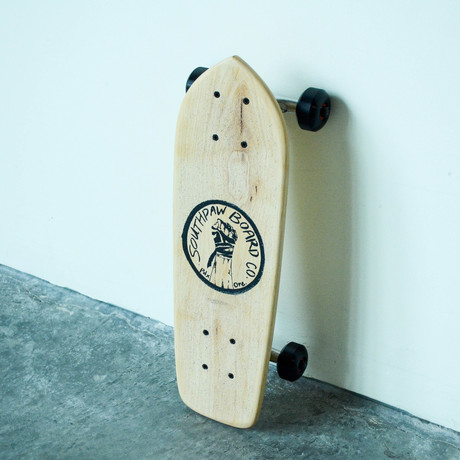 Mini-Skateboard // Maple