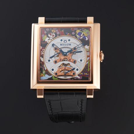 Milus Herios TriRetrograde Automatic // HERT841 // Store Display