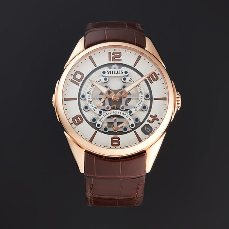 Milus Tirion Automatic // TIRI403 // Store Display