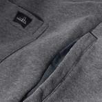Logan Cuffed Sweatpants // Mid Marl Grey (XL)