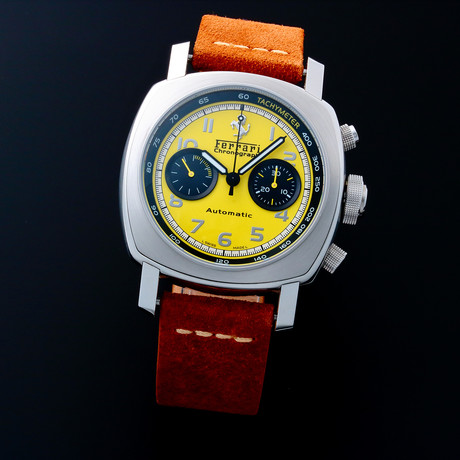 Panerai Ferrari Chronograph Automatic // Pre-Owned