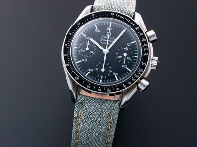 Photo of Noteworthy Timepieces Iconic Precision Watches Omega Speedmaster Racing Chronograph Automatic // 175.0032.1 // Pre-Owned by Touch Of Modern