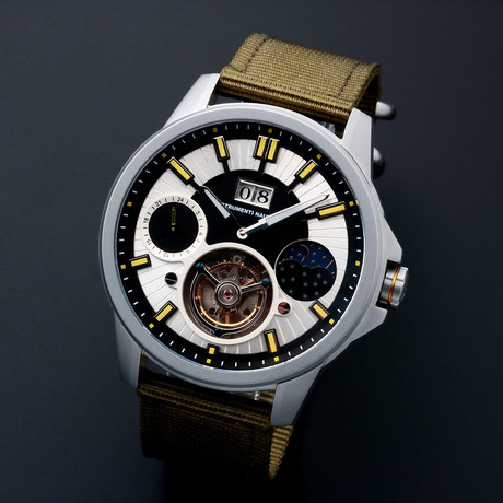 Strumenti Nautici Tourbillon Automatic // SNS03.02.033 // Store Display