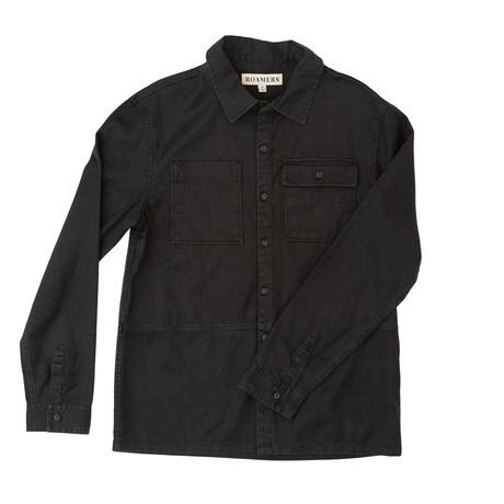 Redwood Workshirt // Dark Charcoal (XS)