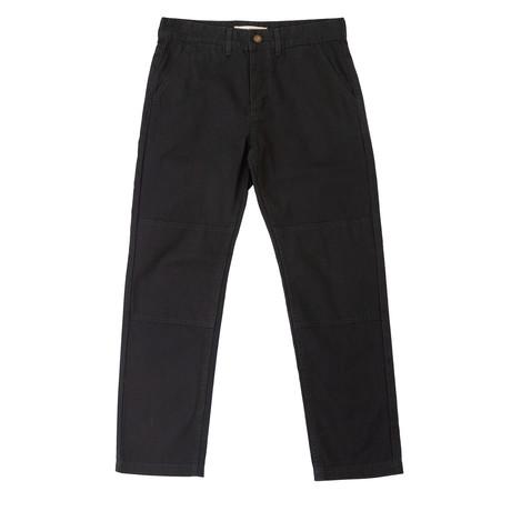 Weston Organic Cotton Workwear Pant // Dark Charcoal (28)