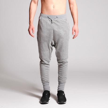 Henry Harem Sweatpants // Grey (S)