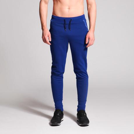 Carter Jogger Pants // Royal Blue (S)