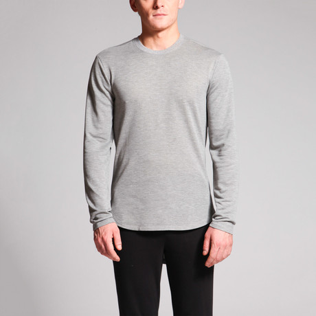 Andy Tail Shirt // Grey (S)