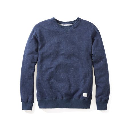 Milton Sweatshirt // Navy (S)