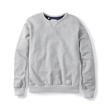 Milton Sweatshirt // Light Gray (S)