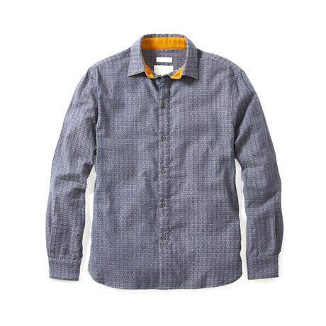 Forrest Shirt // Light Gray (S)
