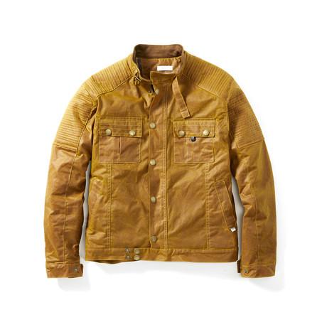 Burnham Jacket // Mustard (S)