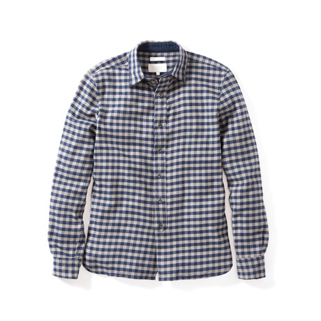 Preston Shirt // Light Gray (S)