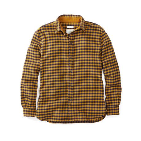Preston Shirt // Mustard (S)