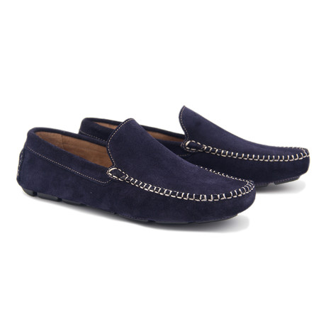 Pala Lisa Moccassin // Midnight Blue (Euro: 40)