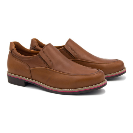 Vestir Leather Shoe // Brown (Euro: 40)
