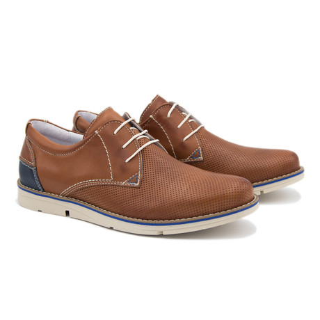 Neo Casual Blucher // Brown (Euro: 40)