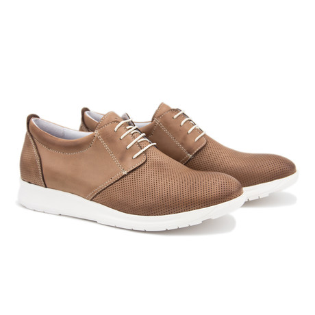 Casual Blucher // Taupe (Euro: 40)