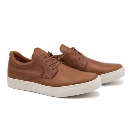 Casual Blucher // Brown (Euro: 40)