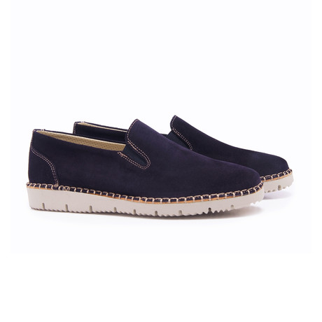 Slip-On Alpargata // Midnight Blue (Euro: 40)