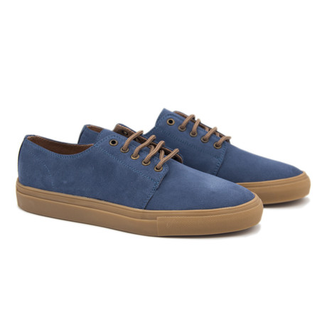 Leather Sport Shoe // Blue (Euro: 40)
