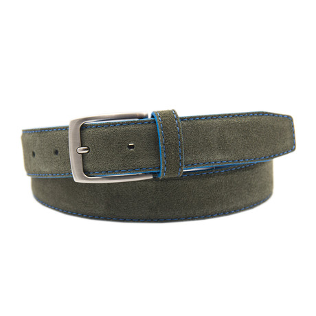 "Split Belt // Green (39"")"