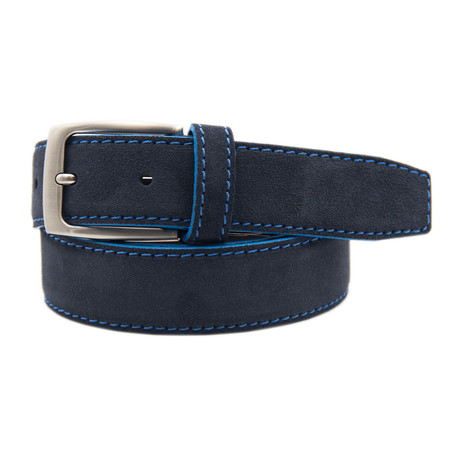 "Split Belt // Midnight Blue (39"")"