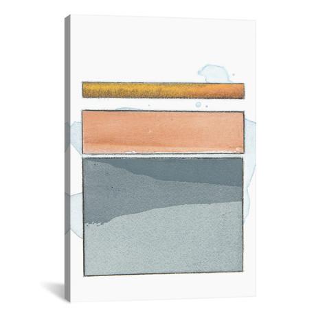 """Pacific Horizon VI // Rob Delamater (12""""W x 18""""H x 0.75""""D)"""
