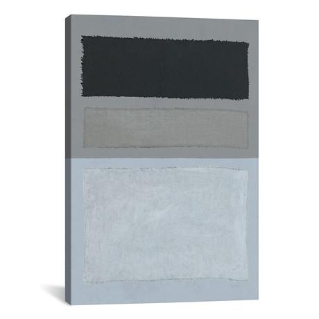 "Painted Weaving II // Piper Rhue (26""W x 40""H x 1.5""D)"