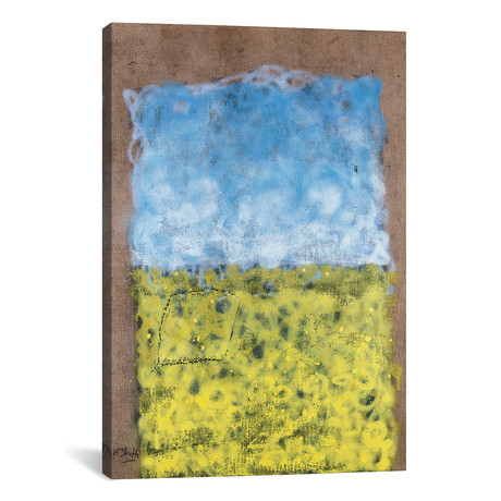 "A Field For Vincent // Wayne Sleeth (12""W x 18""H x 0.75""D)"