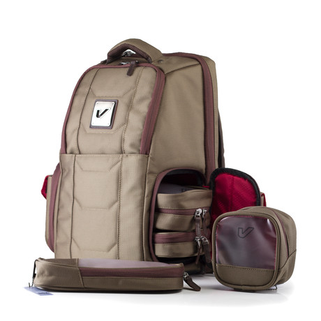 Jetsetter Tech Backpack 20L // Elite (With Bento Box Mini Case Bundle)