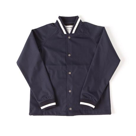 Varsity Jacket // Dark Nite (XS)