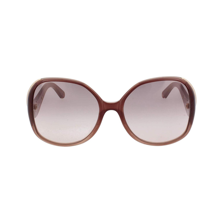 8ca0f2ef Chloe // Women's Square Sunglasses // Brown + Turtledove Gradient + Gray  Gradient