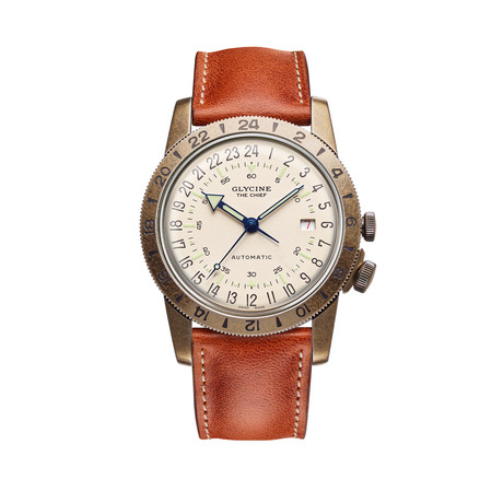 Glycine Airman Vintage The Chief Purist Automatic // GL0250