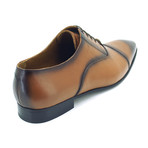 Norm Dress Shoes // Light Tobacco (Euro: 41)