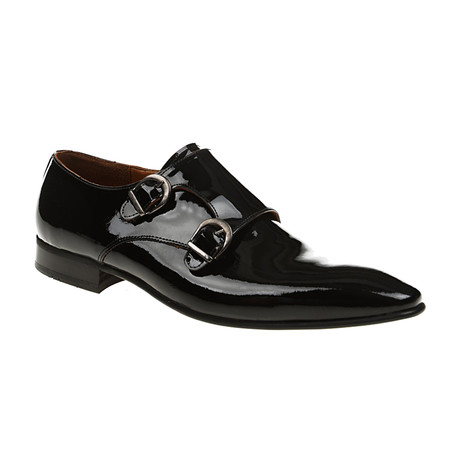 Fuerte Dress Shoes // Black (Euro: 39)