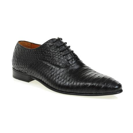 Serpico Dress Shoes // Black (Euro: 39)