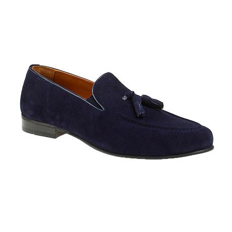 Fabrice Dress Shoes // Dark Blue (Euro: 39)