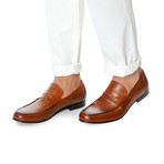 Charles Dress Shoes // Tobacco (Euro: 40)
