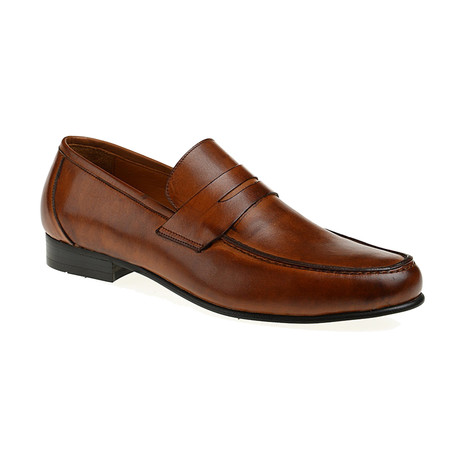 Charles Dress Shoes // Tobacco (Euro: 39)