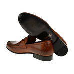Charles Dress Shoes // Tobacco (Euro: 45)