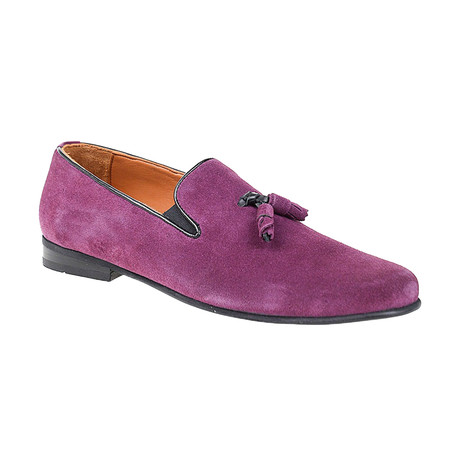 Giovanni Dress Shoes // Lilac (Euro: 39)